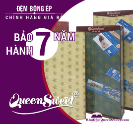 Đệm Queensweet